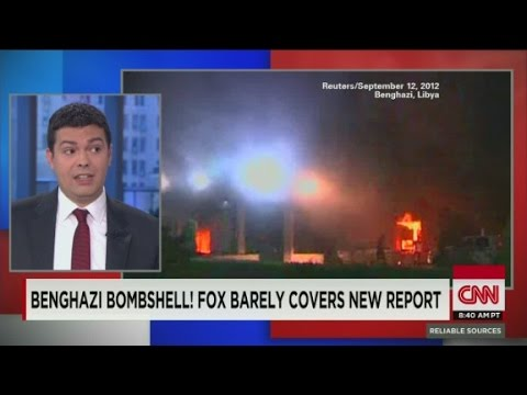 Fox barely covers new Benghazi report