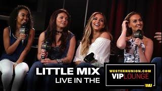 Little Mix talks about