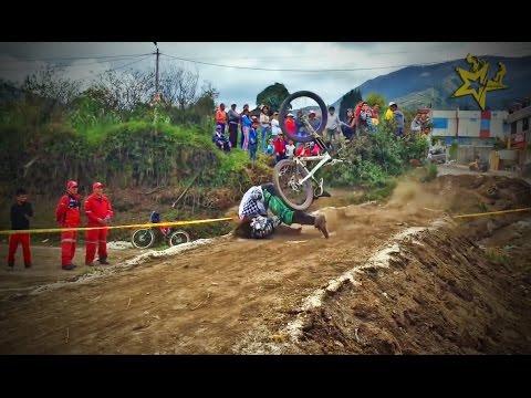 Resumen Downhill 2015 Caídas, Saltos, accidentes, HD