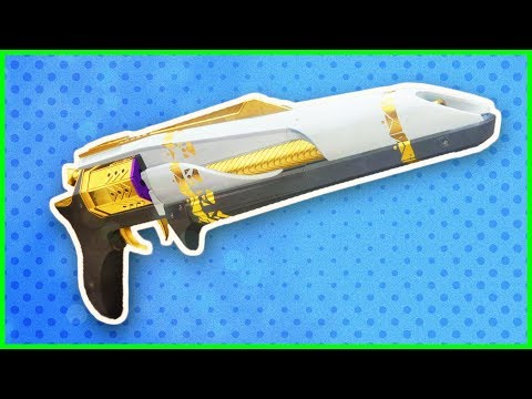 The 'MEH'-ta! Leviathan Raid Hand Cannon - Midnight Coup | Destiny 2 (Gameplay)