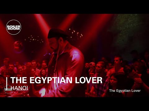 The Egyptian Lover Boiler Room x Budweiser Hanoi Live Set