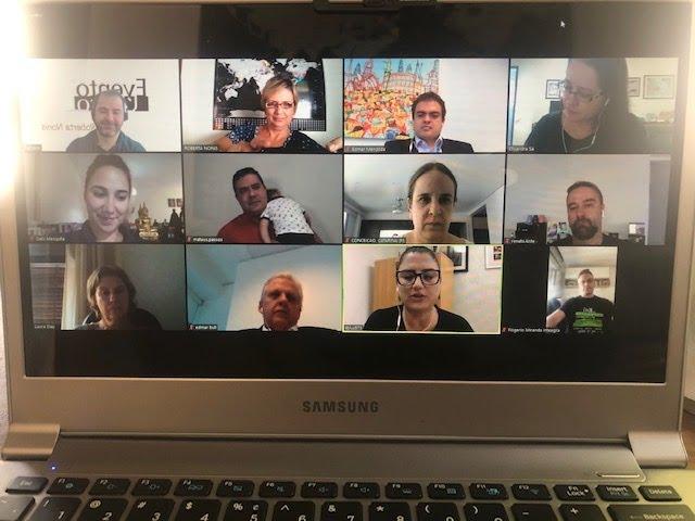 Web Meeting Mercado MICE & COVID 19