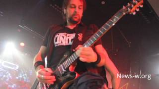 Doro performed 1st time in Yaroslavl