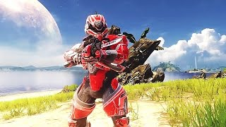 HALO 5 - Warzone Firefight Trailer