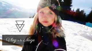 Vlog en famille à la neige - Première fois avec bébé et... quelques loupés... ^^
