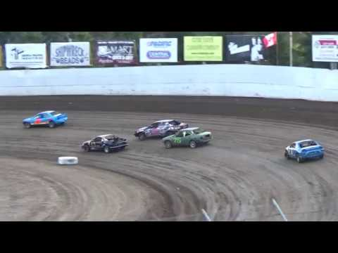 Grays Harbor Raceway, September 8, 2018, Outlaw Tuners Scramble