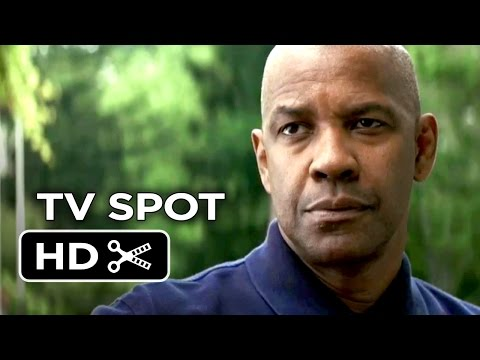The Equalizer TV SPOT #1 (2014) - Denzel Washington, Chloë Grace Moretz Movie HD
