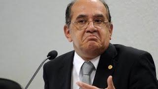 URGENTE: PGR PEDE SUSPEIÇÃO DE GILMAR MENDES; E A AUDIÊNCIA DE LULA E MORO thumbnail