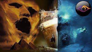 Титаник погубила Египетская мумия! / Невероятные Факты