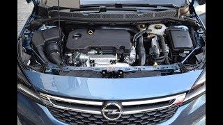 Opel Astra K 1.4T Hatchback  Így még nem láttad az Opel