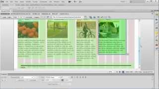 Fluid Grid Layout in Dreamweaver CS6