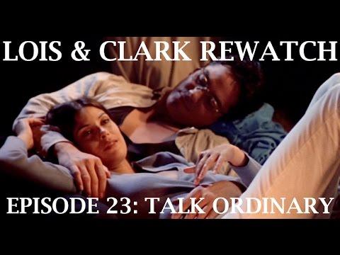 Lois & Clark Rewatch 23 - Talk Ordinary