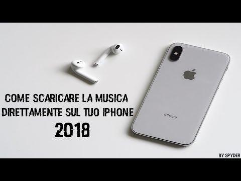 Tutorial|Come ascoltare offline e scaricare la musica direttamente sul tuo iPhone|2018