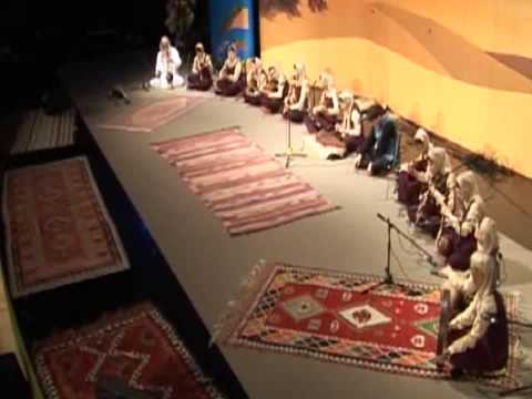 Mohammad Reza Lotfi and Sheyda women's Ensemble
