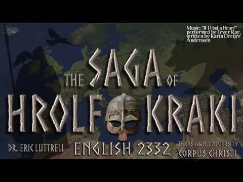2332 8b Old Norse Literature and the Saga of Hrolf Kraki