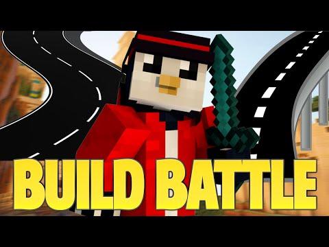 Minecraft BUILD BATTLE [Ep.56] - STRADA!