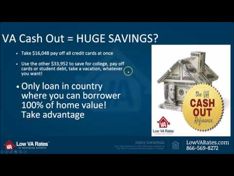 Cash Out Refinance for Paying Off Debt