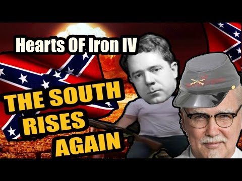 Hearts Of Iron 4: THE SOUTH RISES - KAISERREICH