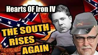 Hearts Of Iron 4 THE SOUTH RISES - KAISERREICH