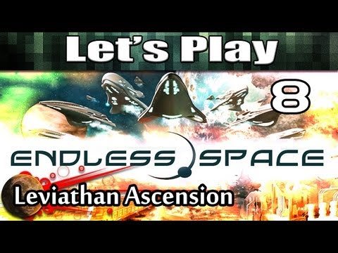 Endless Space Leviathan Ascension -8 (Space Strategy Games)