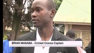 Cricket Cranes head to SA for T20 ICC Africa Region Division 1 tournament