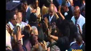 Cogic 107th Holy Convocation Saturday Night Altar Call Following A Word From Supt. Earl Carter