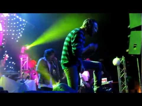 Breathe Carolina- Billie Jean cover live (Summit Music Hall 12-15-12)