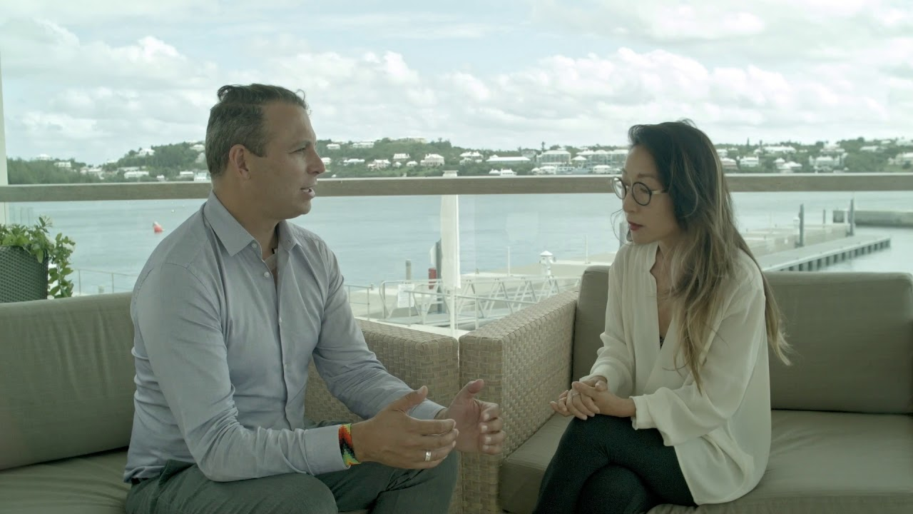 Bermuda Innovation Sprint: Constance Choi and Stan Stalnaker