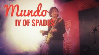 IV Of Spades - Mundo  [Extended Version] (SEA Games Victory Party) #SamaSamaSaSEAGames #WeWinAsOne