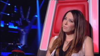 Μίκα Δαρμάνη - Lana Del Ray - Blue Jeans | The Voice of Greece - Blind Auditions (S01E08)