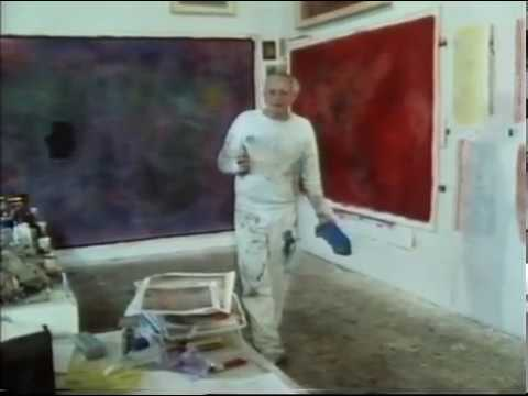 Somewhere Over The Rainbow: Robert Natkin & Peter Fuller art documentary Abstract Expressionism