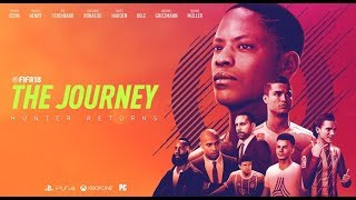 #1 The Journey of Alex Hunter in LIVERPOOL F.C (FIFA 18)