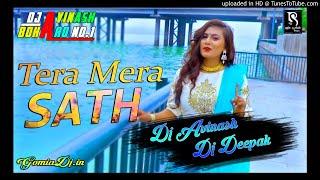 Tera Mera Sath Kal Ho Na Ho Gujarati Love Style Mix By Dj Avinash Bokaro