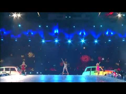 (HD) - SPICE GIRLS - CLOSING CEREMONY - OLYMPIC GAMES - LONDON 2012