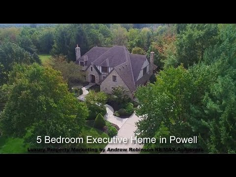 Powell OH Home for Sale 1633 Abbottsford Green -Luxury Property Marketing by Andrew Robinson