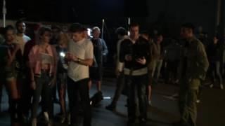Алексей Воробьёв снимает новый клипа 2 часть