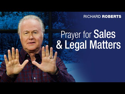 Prayer Over Property Sales and Legal Matters