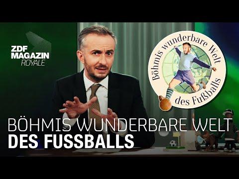Warum der Profifußball rollt – trotz Pandemie! | ZDF Magazin Royale