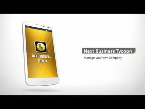 Next Business tycoon game for android phone