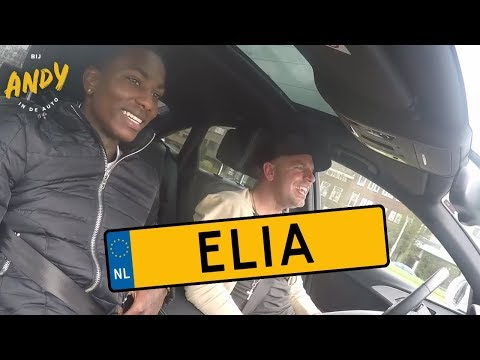 Bij Andy in de auto – Elia