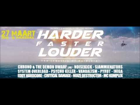 Vandal!sm - Harder Faster Louder 2016 Promomix