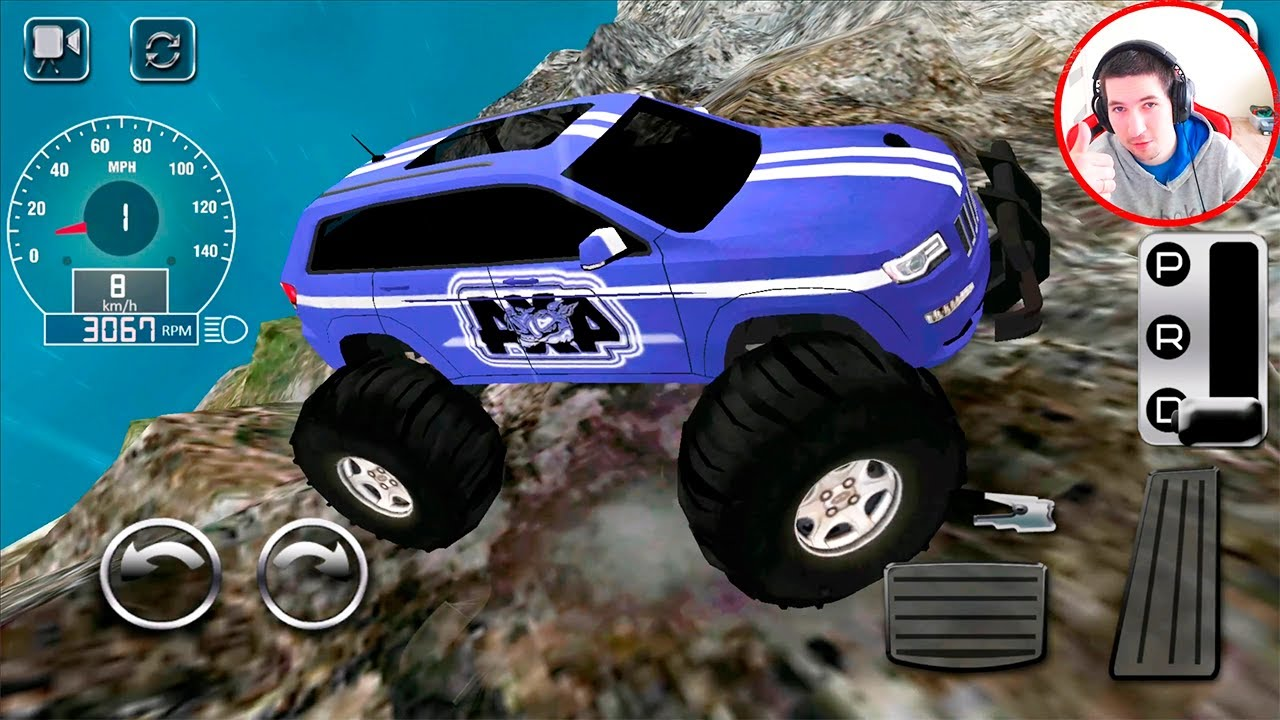 4x4 Off Road Rally 7 Monster Truck #22 gameplay