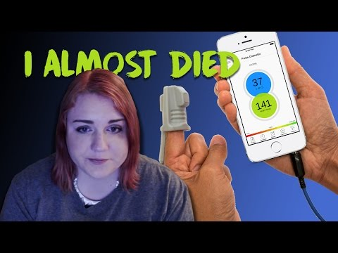 I ALMOST DIED   NOT CLICKBAIT