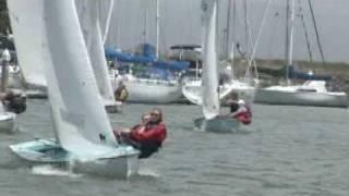 Jr Reunion at Richmond Yacht Club for Snipe Class International Racing Association