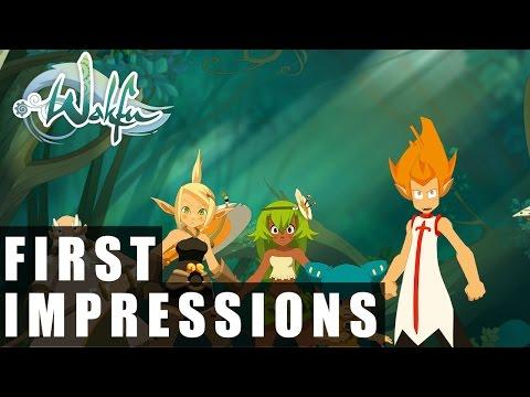Wakfu Free To Play Gameplay | First Impressions HD
