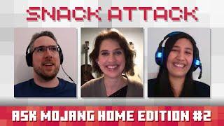 Ask Mojang Home Edition #2: Snack Attack