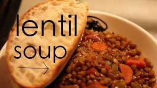 Lentil Soup Recipe: How To Make A Healthy, Satisfying Bowl Of Soup