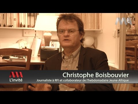"""""""Christophe Boisbouvier : la conversion de Hollande à L' Afrique"""""""