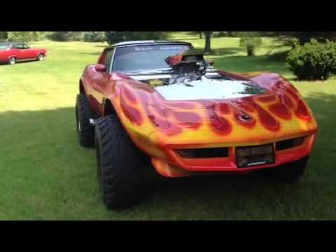 Z06 Corvette For Sale >> 4wheel drive corvette - YouTube