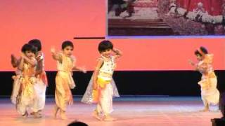 Download my daughter's janmashtami dance MP3 song and Music Video